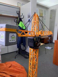 Mali kierownicy budowy