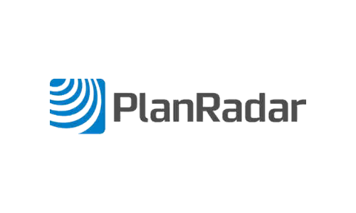 Logo firmy Plan Radar
